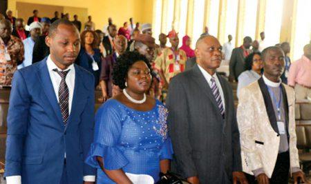 Department of Mathematical Sciences Honours Professor Olayiwola Otolorin