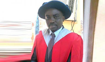 Dr. Adebambo Adewale Oduwole Now OOU University Librarian