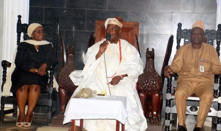Council Visits Royal Fathers