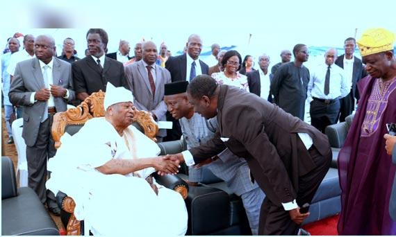 Awujale-of-ijebuland, Prince Odubunmi Solarin