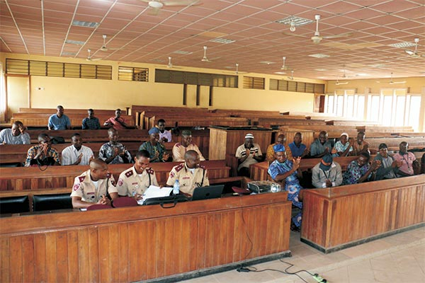FRSC Holds Interactive Session with Olabisi Onabanjo University Drivers
