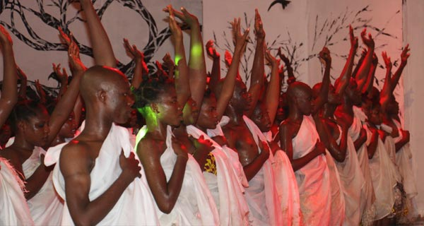 Dance-Drama-by-the-Perfoming-Arts-Students, oou
