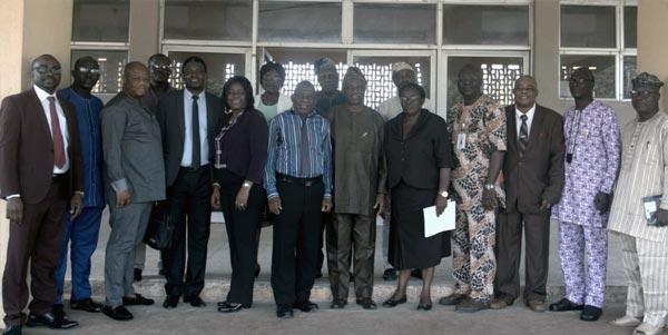 The NUC Accrediatation, Physiology, University Management.