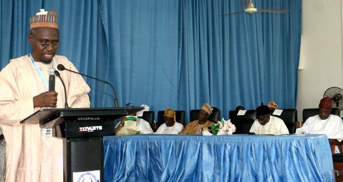 Prof. Salisu Shehu, NATAIS Holds National Conference at OOU