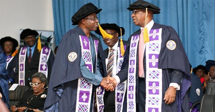 Prof.-Sola-Akinrinade-in-a-handshake-with-Governor-Dapo-Abiodun